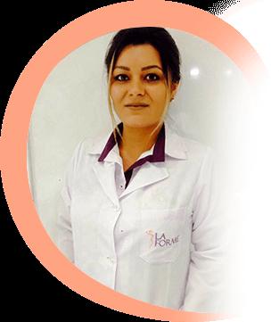 Juliana Rosa (Enfermeira
